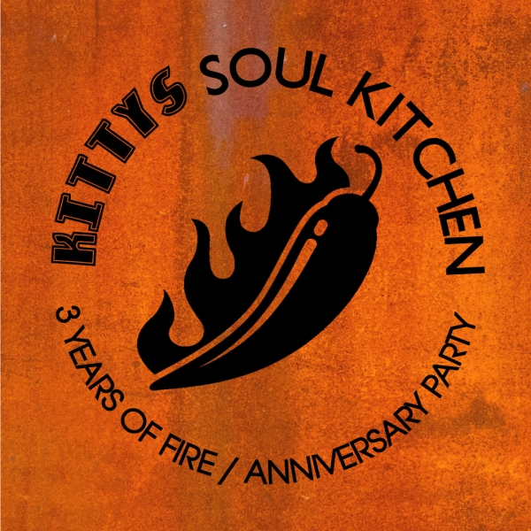 Kitty's Soul Kitchen 3rd Anniversary